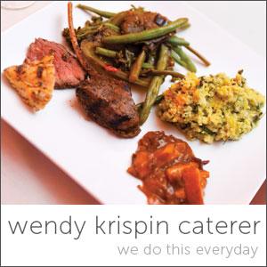 Wendy Krispin Caterer
