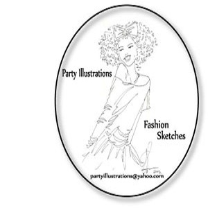 Party Illustrations
