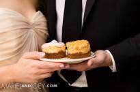 Dandelion Cheesecakes