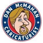 Dan McMahan Caricaturist