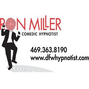 Comedy Hypnotist Ron Miller